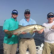 Snook Fishing in Fort Myers | Sea Reed Charters | Clarence Thomas
