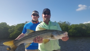 Father Son  Snook