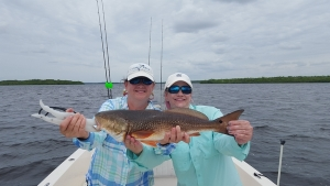 Sisters Red Fish